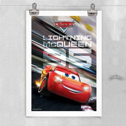 Cars με τον Mcqueen