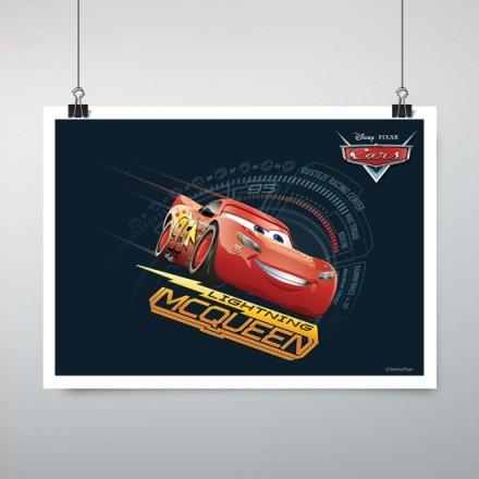 Lightning Mcqueen by Cars