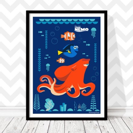 Ο Nemo και η Dory στον βυθό
