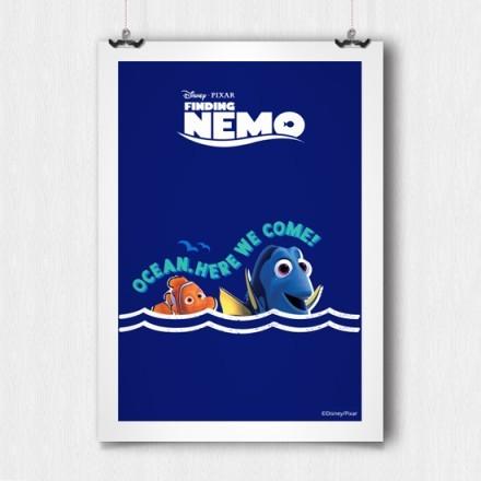 Ωκεανέ σου ερχόμαστε με τον Nemo και την Dory!