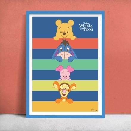 Μικροί φίλοι του Winnie the Pooh!