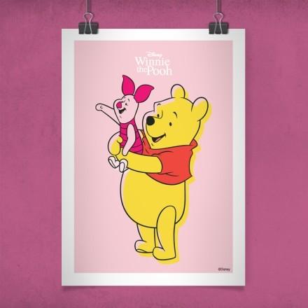 Ο Winnie και το γουρουνάκι!