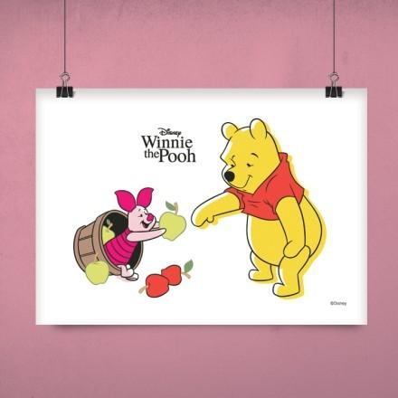 Ο Winnie και το χαριτωμένο Γουρουνάκι!