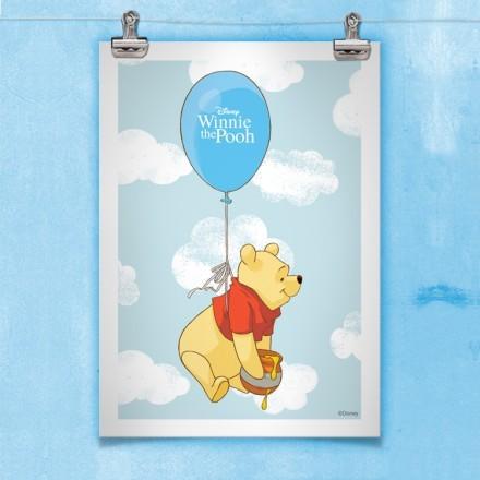 Ο Γουίνι το αρκουδάκι πετάει!