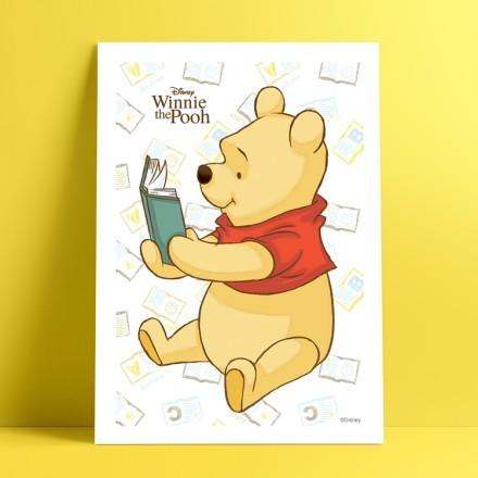 Ο Γουίνι το αρκουδάκι διαβάζει!