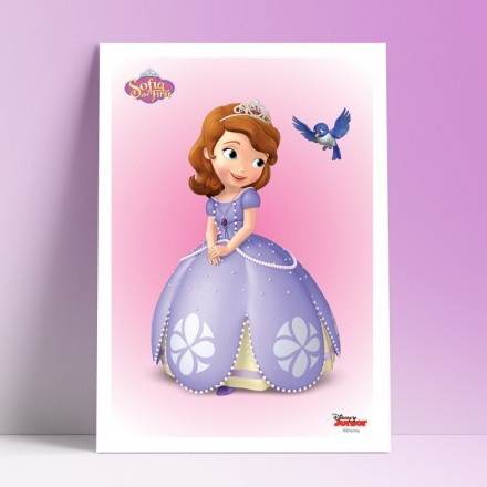 Γλυκιά Πριγκίπισσα Σοφία!