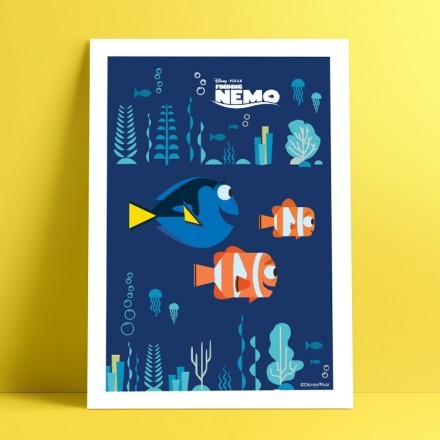 Το προφίλ της Dory, του Nemo και του Marley!