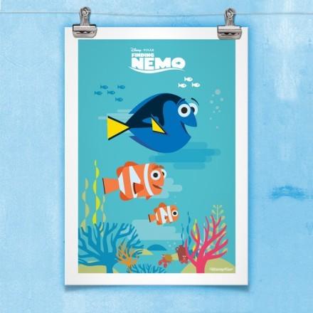 Η Dory, o Nemo και ο Marley!