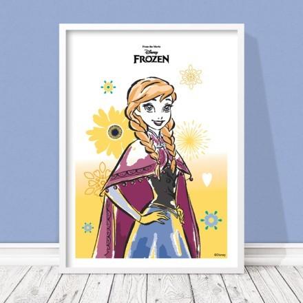 Η Άννα, Frozen!!