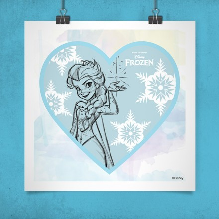 Η Έλσα, Frozen!!!