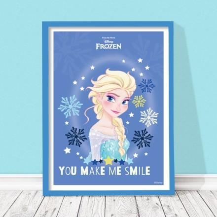 You make me smile, Frozen!