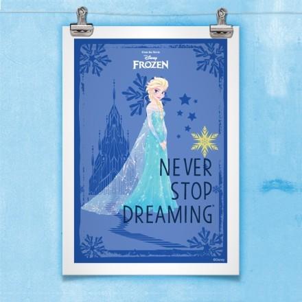 Όμορφη Έλσα, Frozen!!