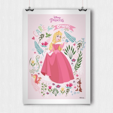 Care for others, Princess Aurora