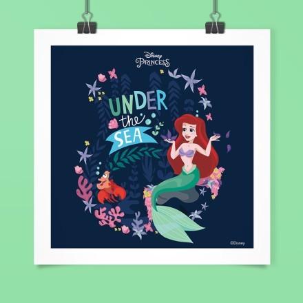 Κάτω από τη θάλασσα, Πριγκίπισσα Άριελ!!