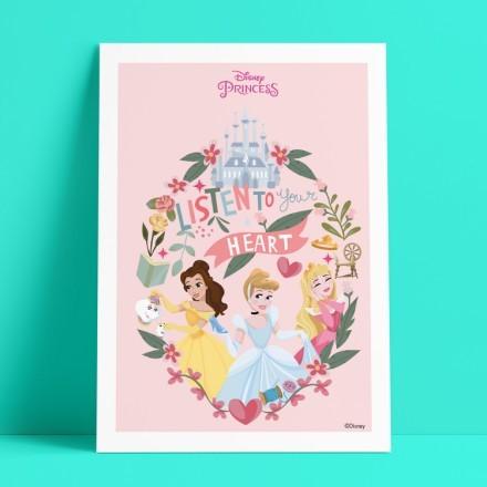 Άκουσε την καρδιά σου, Πριγκίπισσες!
