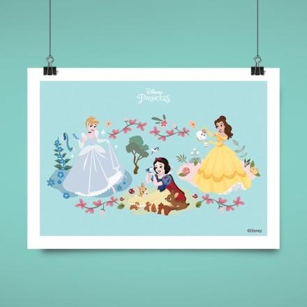 Τρεις χαριτωμένες Πριγκίπισσες!