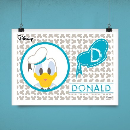 Donald Duck, Mickey Mouse!