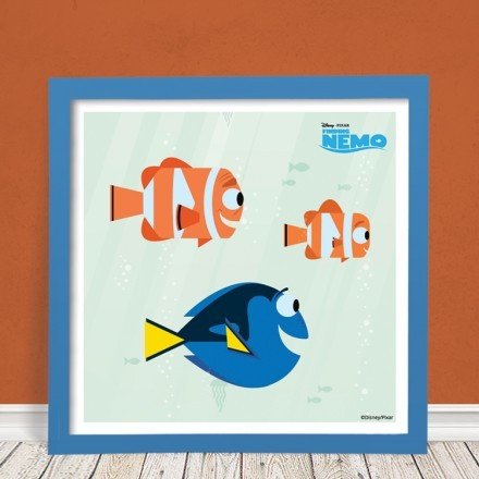 Dory, Nemo and Marlin, Finding Dory!
