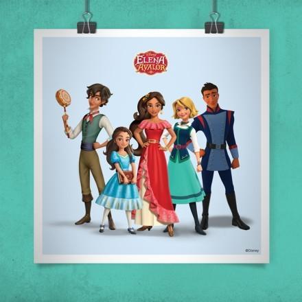 Η Έλενα και η οικογενειά της!