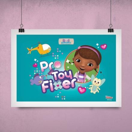 Pro toy Fixer, Doc Mc Stuffins