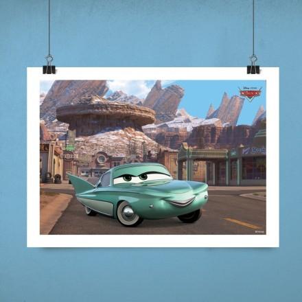 Flo, Cars!
