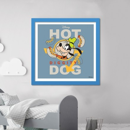 Hot dog, Goofy!!