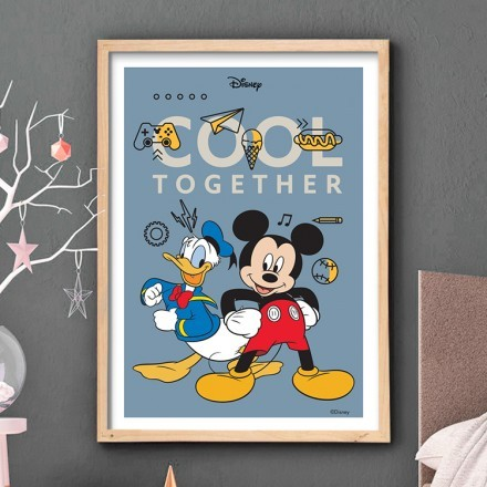 Cool Together, Mickey Mouse!