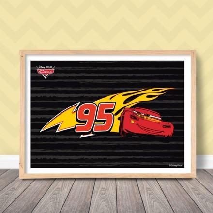 95 Mcqueen, Cars!