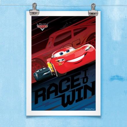 Race to win, Mcqueen