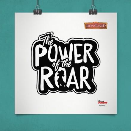 The power of roar!