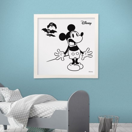 Vintage Mickey and bats!