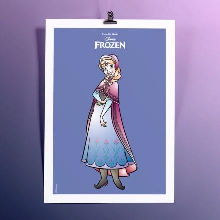 Η Άννα, Frozen