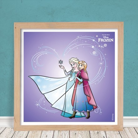 Η Έλσα και η Άννα, Frozen!!