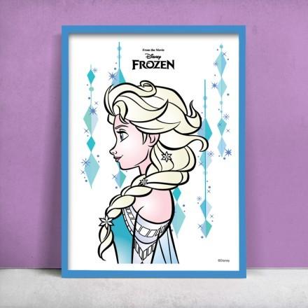 Η Έλσα σε σκίτσο, Frozen!