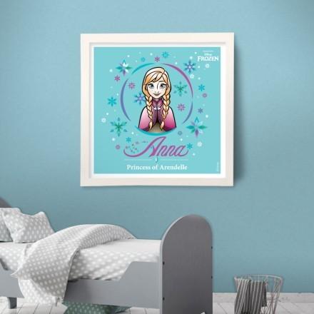 Η Άννα από το Frozen!