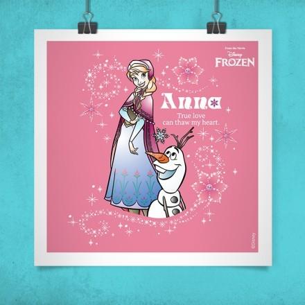 True Anna, Frozen