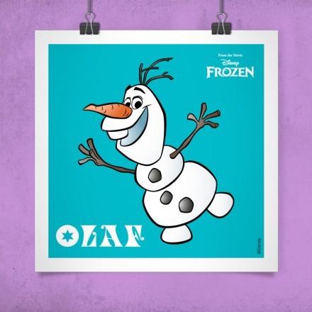 Όλαφ, Frozen!!