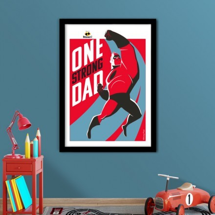 One Strong Dad, Incredibles