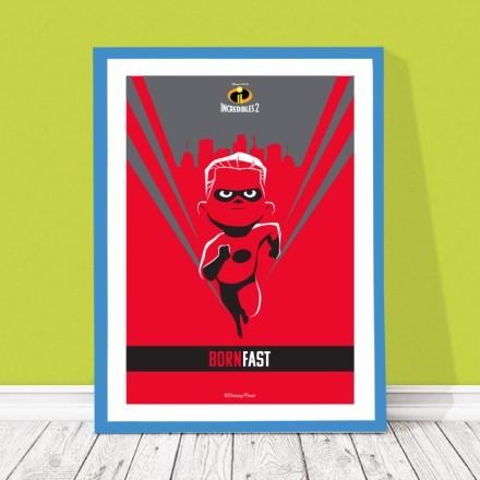 Born Fast, Dash!