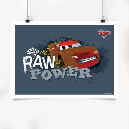 Raw power , Cars