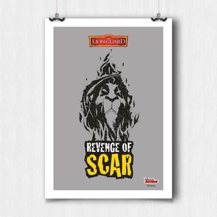 Revence of scar! Lion Guard