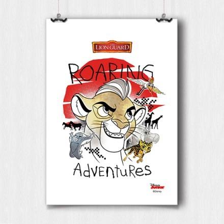 Roaring Adventures!
