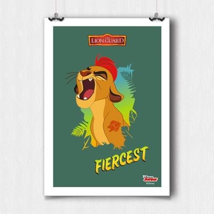 The Fiercest, Lion Guard