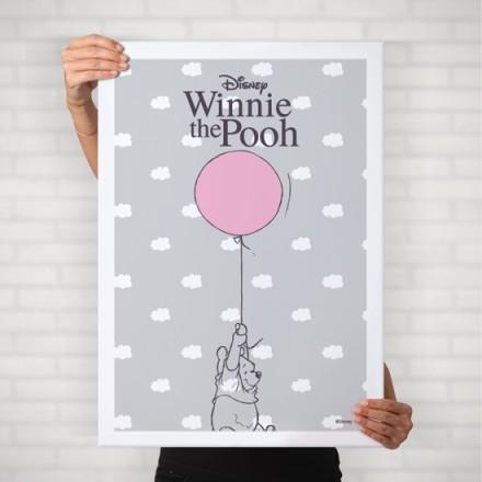 Ο Winnie the Pooh πετάει στα σύννεφα!