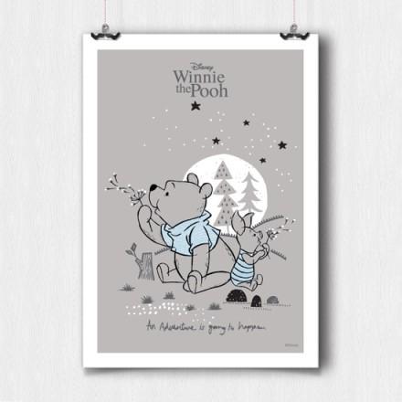 Ο Winnie the Pooh και ο piglet στην εξοχή!