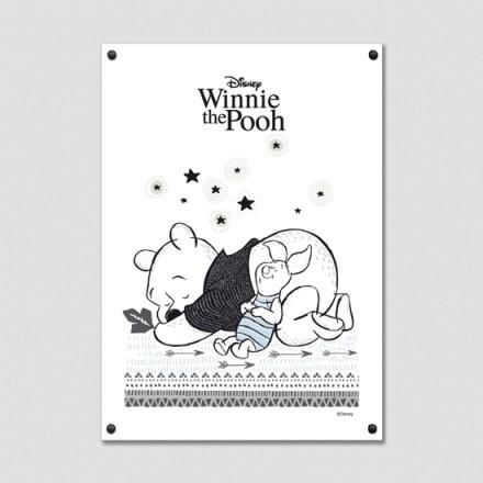 Ο Winnie the Pooh κοιμάται!