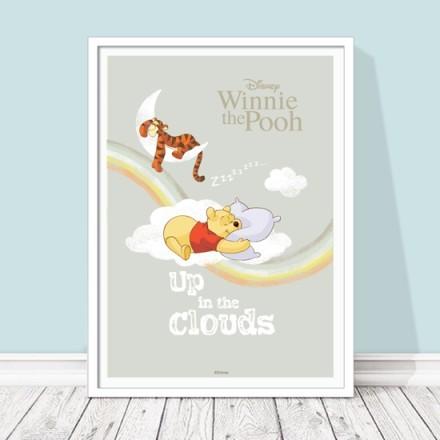 Ο Winnie the Pooh στα σύννεφα!
