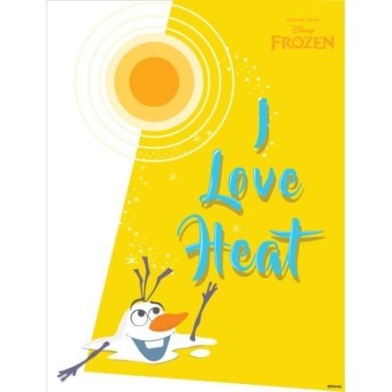 Αγαπώ την ζέστη, Frozen