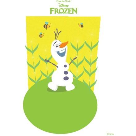 Χαρούμενος Όλαφ, Frozen