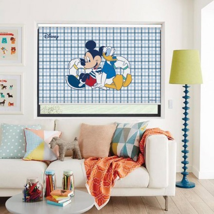 Mickey Mouse & Donald Duck